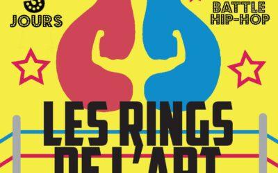 Le CAM organise LES RINGS DE L'ART